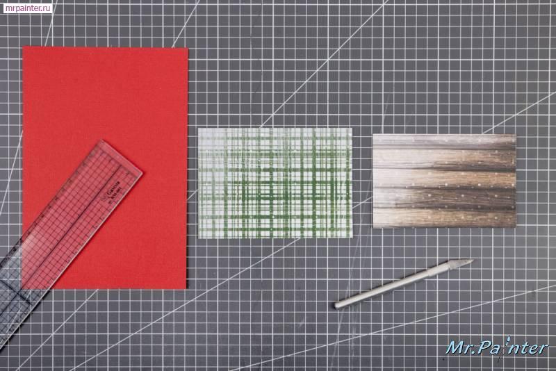 Что такое биговка открытки